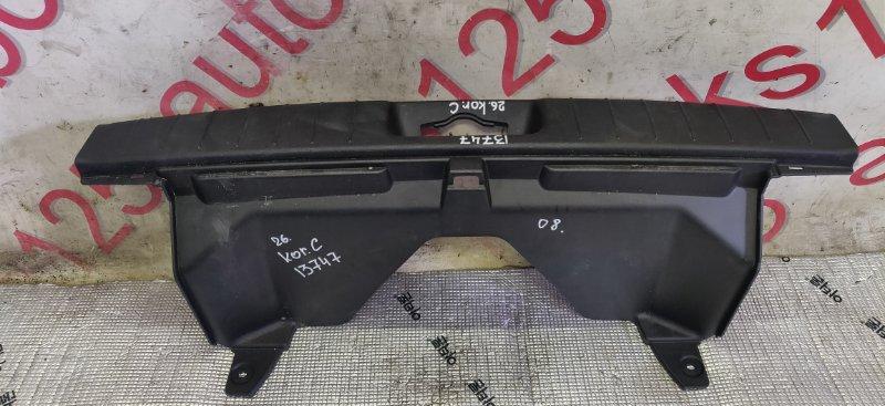 Накладка замка багажника Ssangyong Actyon CK D20DTF (671950) 2011