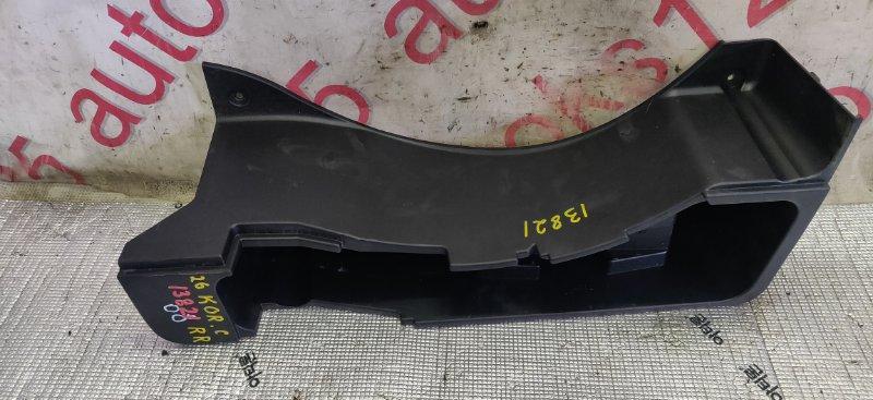 Обшивка багажника Ssangyong Actyon CK D20DTF (671950) 2011 задняя правая