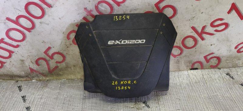 Крышка двигателя Ssangyong Actyon CK D20DTF (671950) 2011
