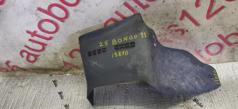 Пластик салона Kia Bongo PU J3 2007