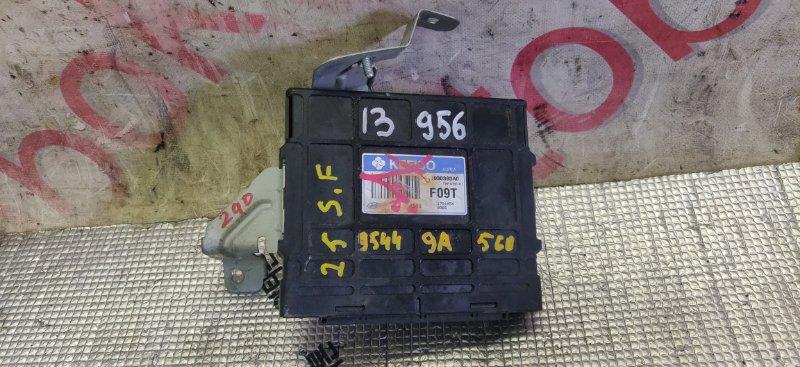 Блок управления акпп Hyundai Santa Fe CM D4EA 2007