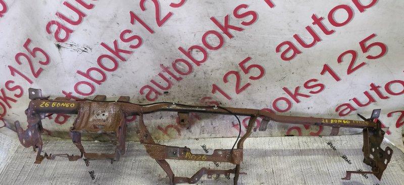Жесткость панели приборов Kia Bongo PU J3 2011