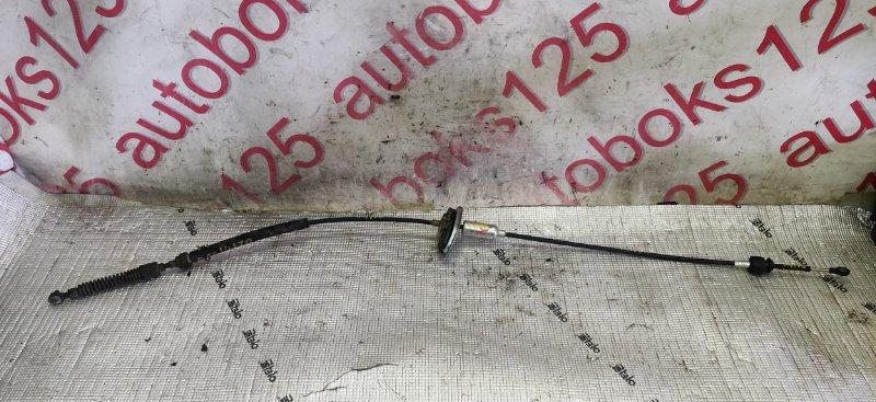 Трос переключения акпп Hyundai Santa Fe CM D4EA 2007