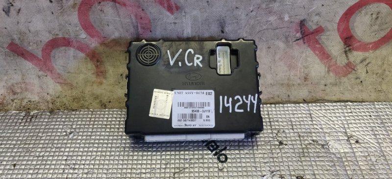 Блок управления двигателем Hyundai Ix55 EN D6EA 2009