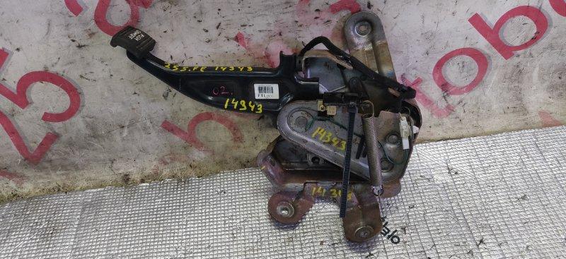 Рычаг ручного тормоза Hyundai Santa Fe CM D4EA 2007