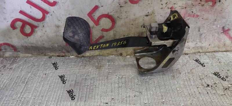 Педаль тормоза Ssangyong Rexton RJN D27DTP 2007