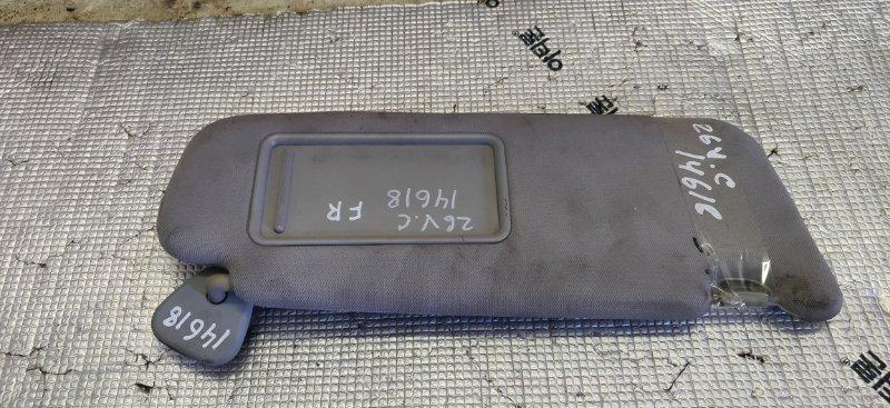 Козырек солнцезащитный Hyundai Ix55 EN D6EA 2007 правый