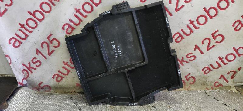 Ящик в багажник Ssangyong Actyon CK D20DTF (671950) 2011