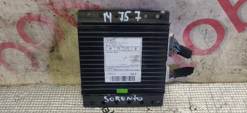 Усилитель магнитолы Kia Sorento BL D4CB 2005