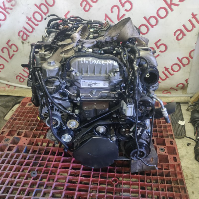 Двигатель Chevrolet Cruze J300 Z20D1 2012