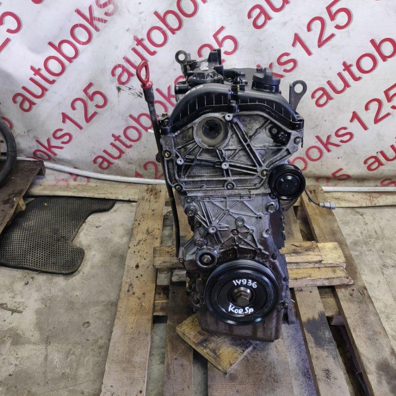 Двигатель Ssangyong Actyon Sports D20DTR (671960) 2013