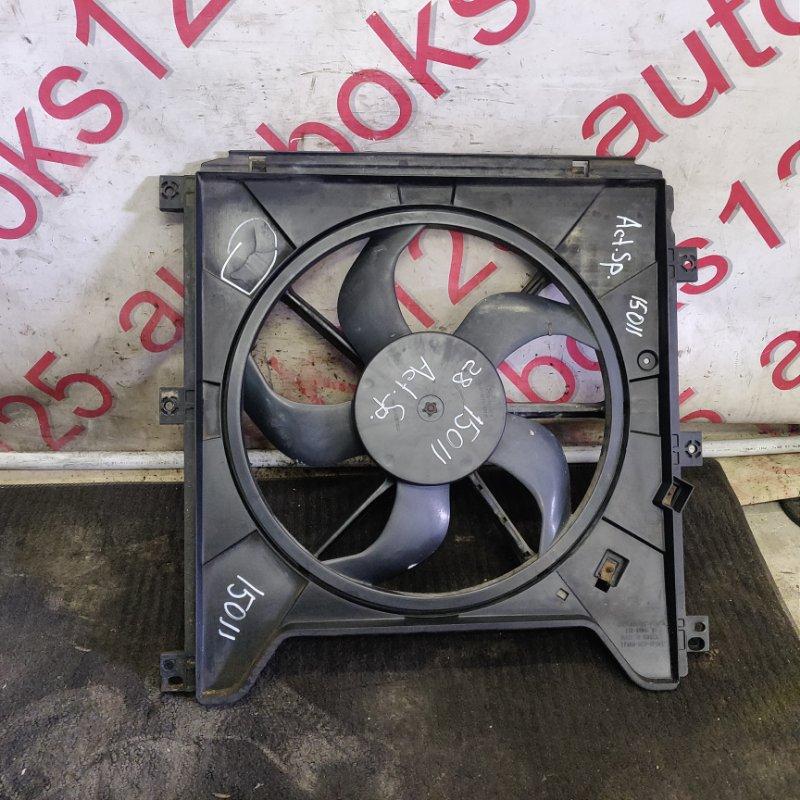 Диффузор радиатора двс Ssangyong Actyon Sports D20DT (664) 2010