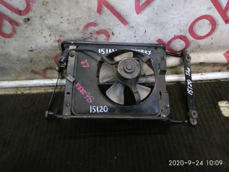Вентилятор радиатора Hyundai Starex A1 D4BH 2005