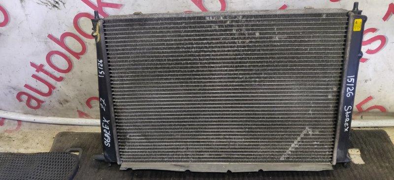 Радиатор двс Hyundai Starex A1 D4BH 2000