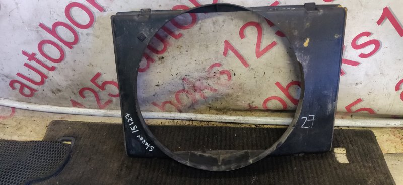 Диффузор радиатора двс Hyundai Starex A1 D4BH 2000