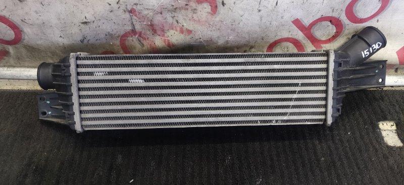 Радиатор интеркулера Ssangyong Rodius D20DTR (671960) 2013