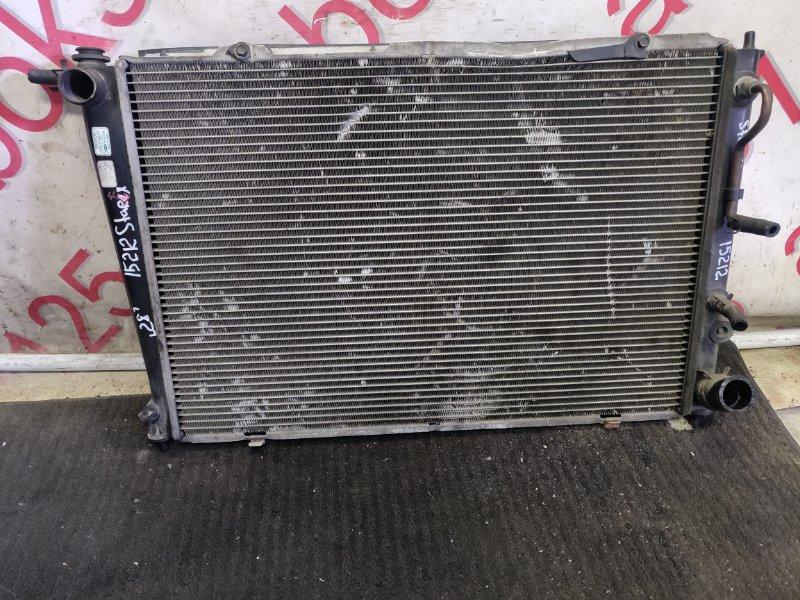Радиатор двс Hyundai Starex A1 D4BH 2005