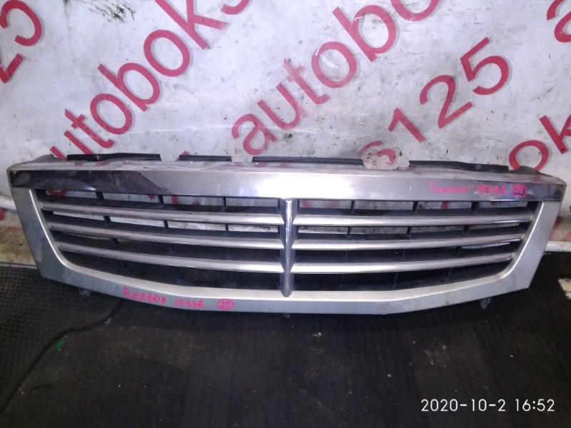 Решетка радиатора Ssangyong Rexton 2004