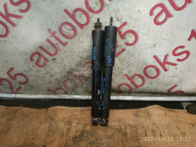 Амортизатор Kia Bongo PU J3 2007 передний