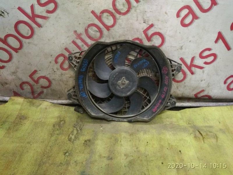 Вентилятор радиатора кондиционера Hyundai Porter D4CB 2006