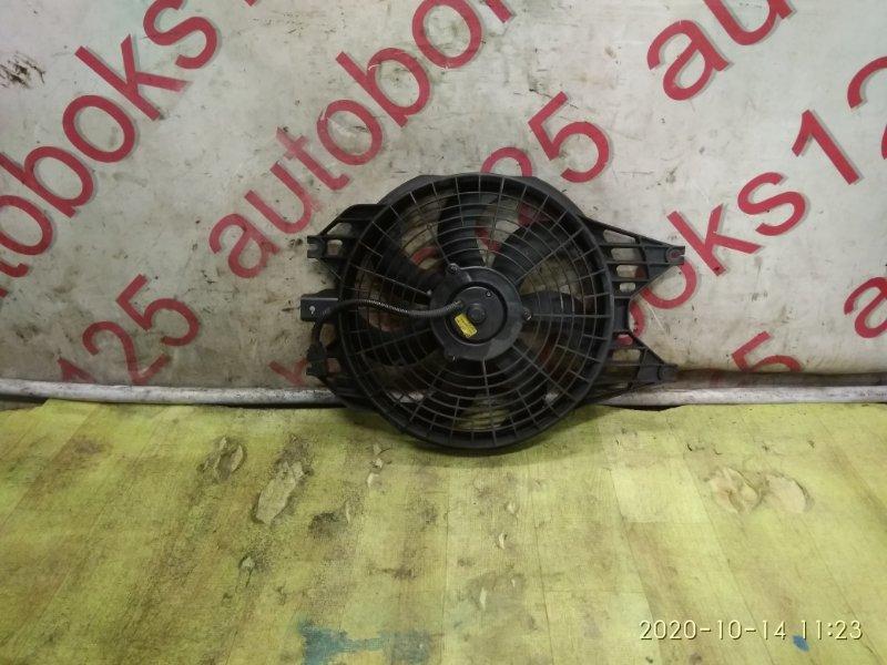 Вентилятор радиатора кондиционера Kia Mohave HM D6EA 2008