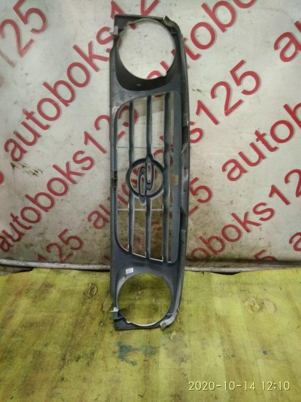 Решетка радиатора Ssangyong Korando KJ OM662 (662 920) 2003