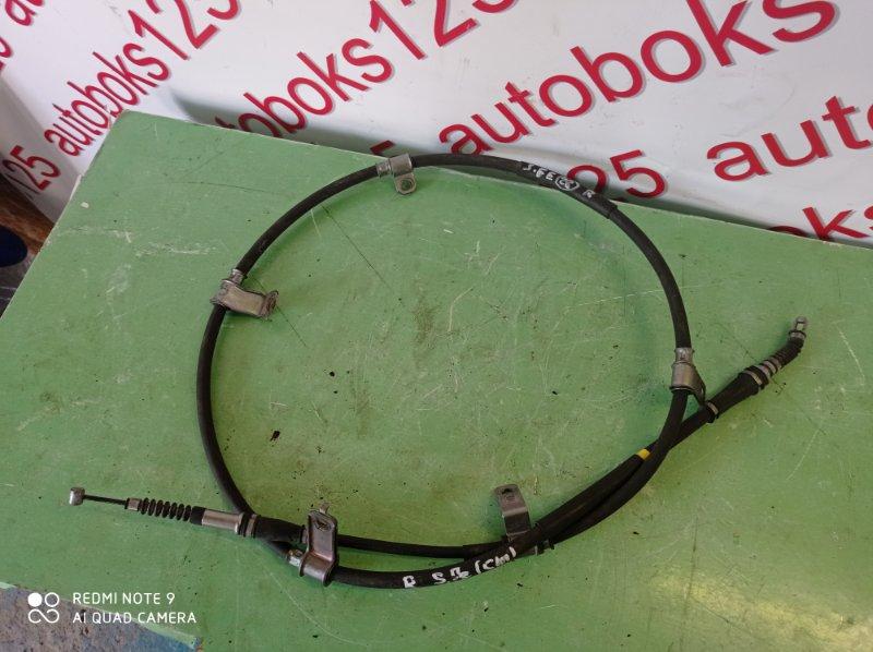 Трос ручника Hyundai Santa Fe CM D4EA 2005 правый