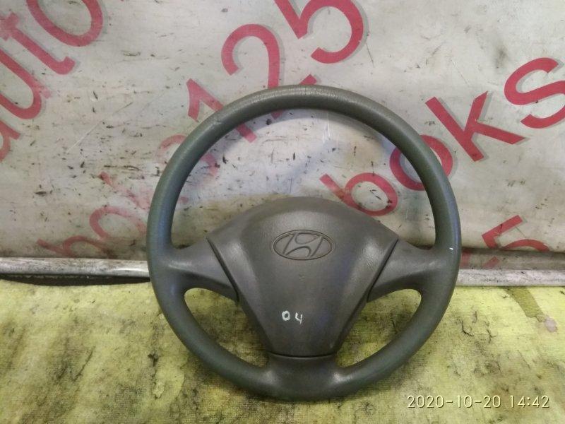 Руль Hyundai Porter D4CB 2009
