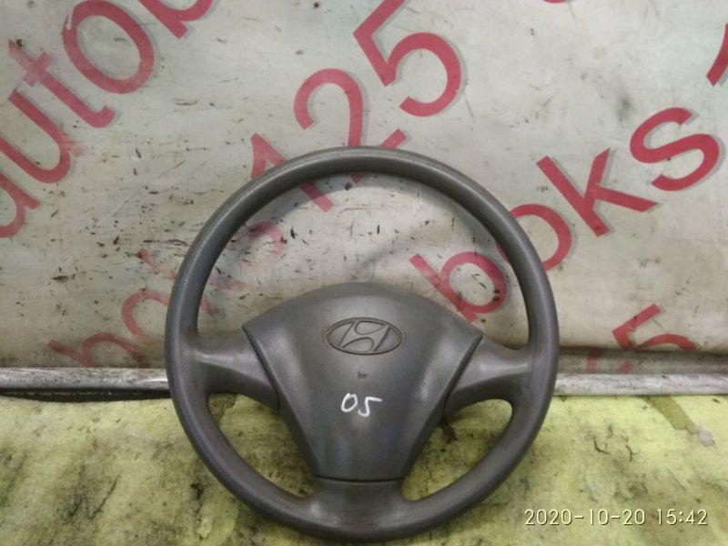 Руль Hyundai Porter D4CB 2006