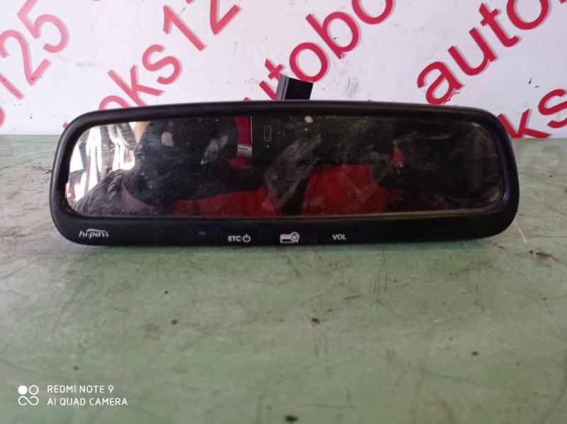 Зеркало салона Hyundai Santa Fe DM D4HA 2013