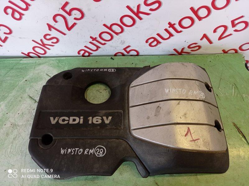 Крышка двигателя Daewoo Winstorm KLAC Z20S 2008