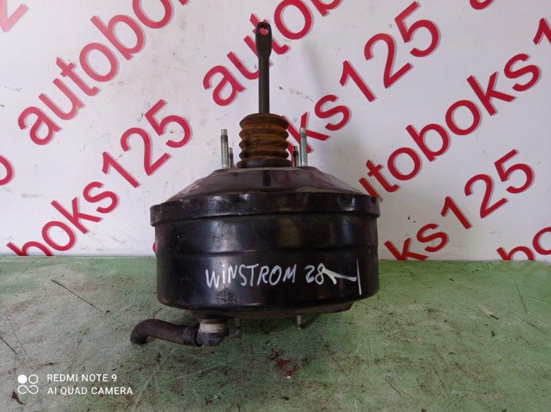 Вакуумный усилитель тормозов Daewoo Winstorm KLAC Z20S 2008