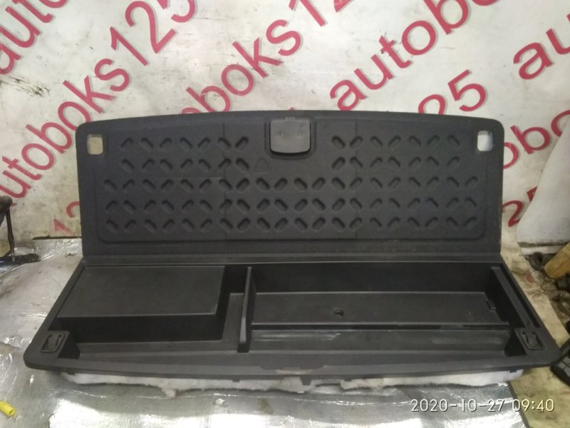 Ящик в багажник Kia Mohave HM D6EA 2008