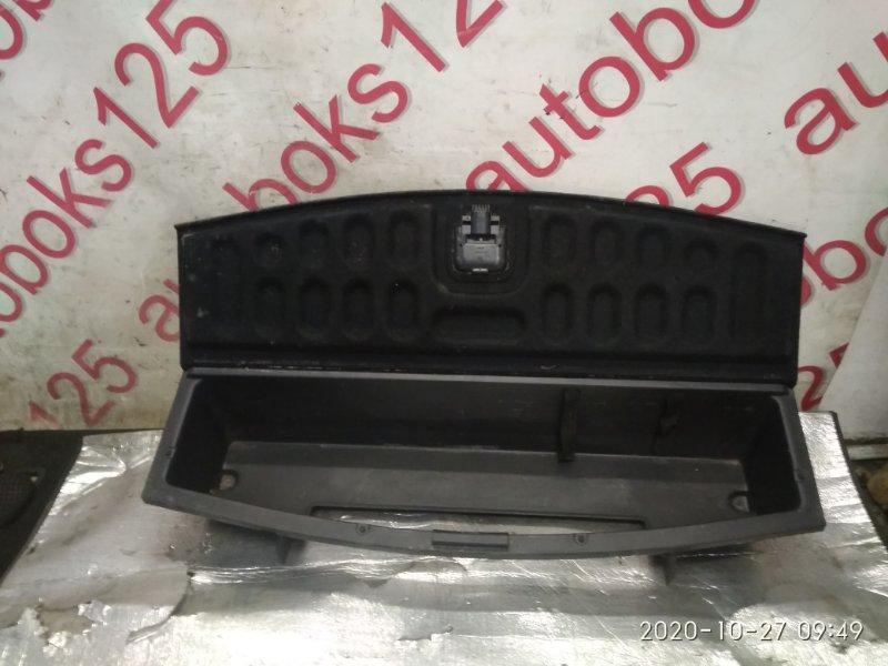 Ящик в багажник Daewoo Winstorm KLAC 2008