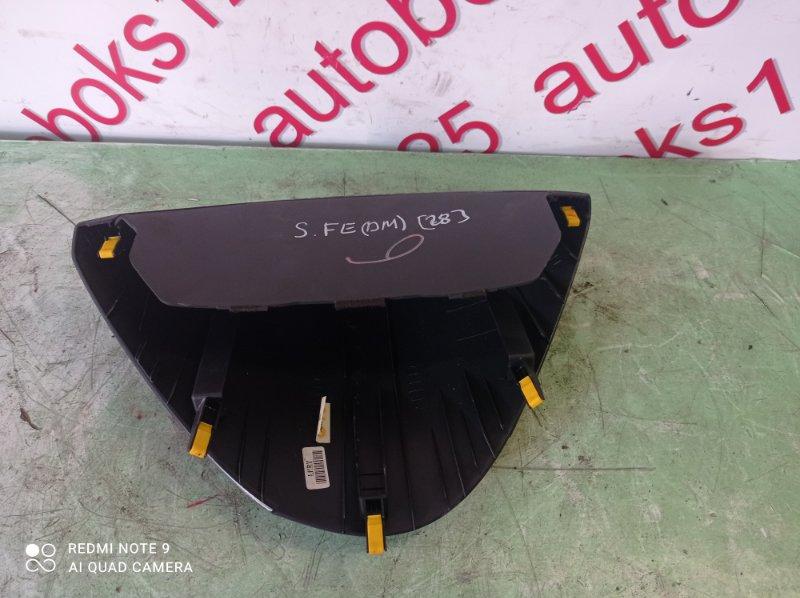Накладка на торпеду Hyundai Santa Fe DM D4HA 2013