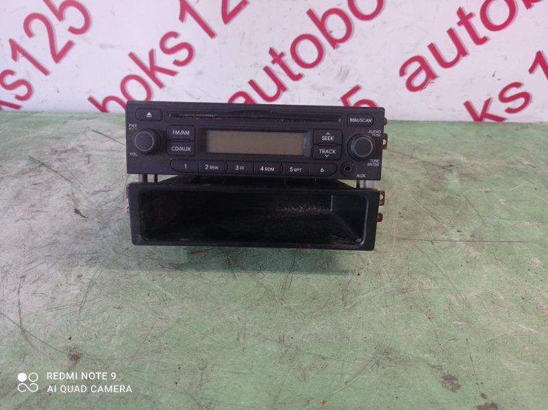 Магнитофон Hyundai Porter D4CB 2009