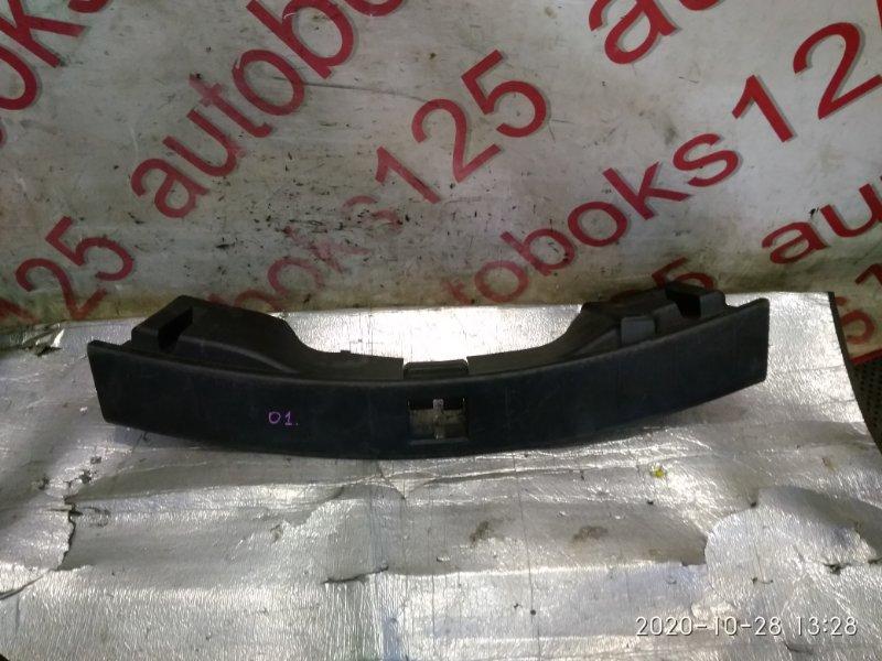 Накладка замка багажника Ssangyong Actyon D20DT (664) 2006 задняя