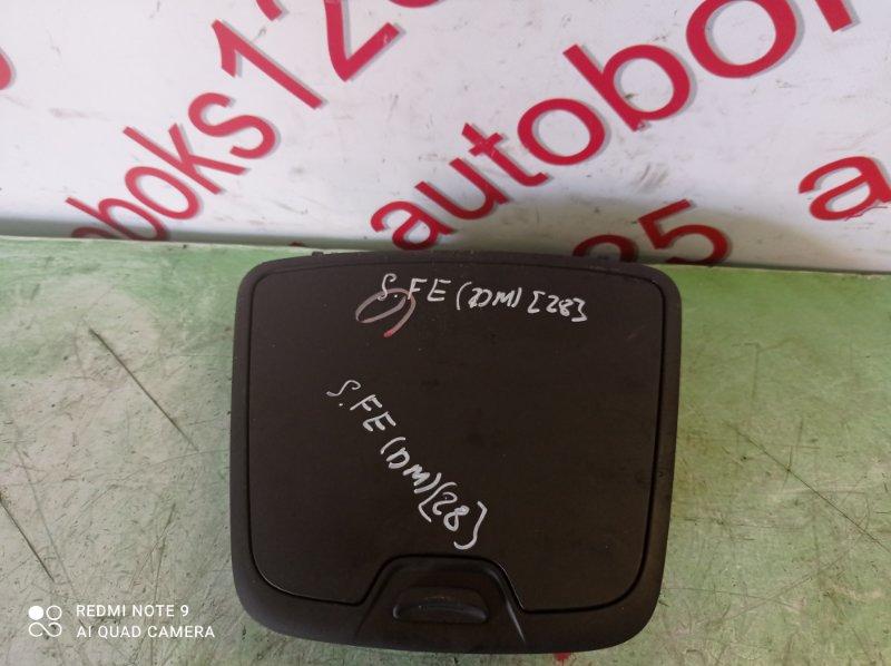 Бардачок Hyundai Santa Fe DM D4HA 2013
