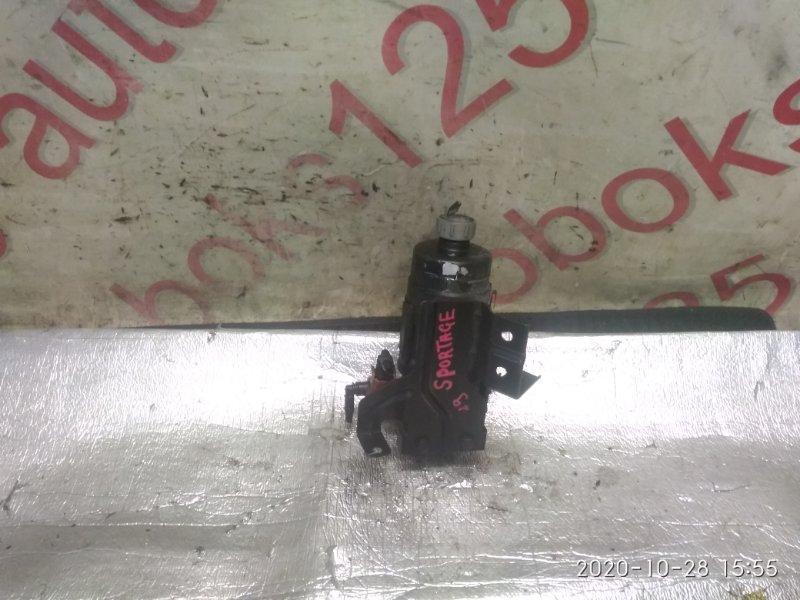 Насос топливный низкого давления Kia Sportage KM D4EA 2006