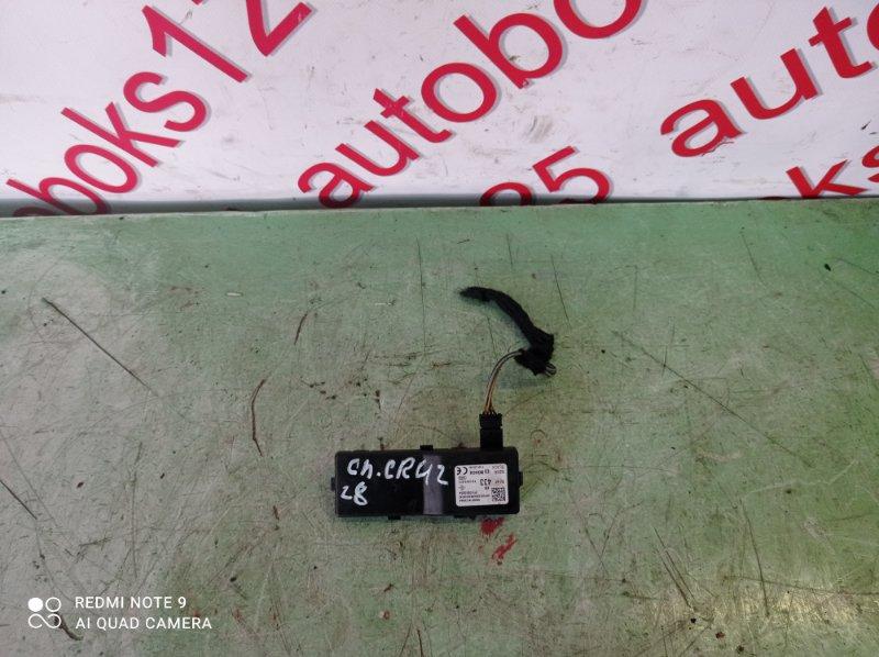 Блок управления центральным замком Chevrolet Cruze J300 Z20D1 2012