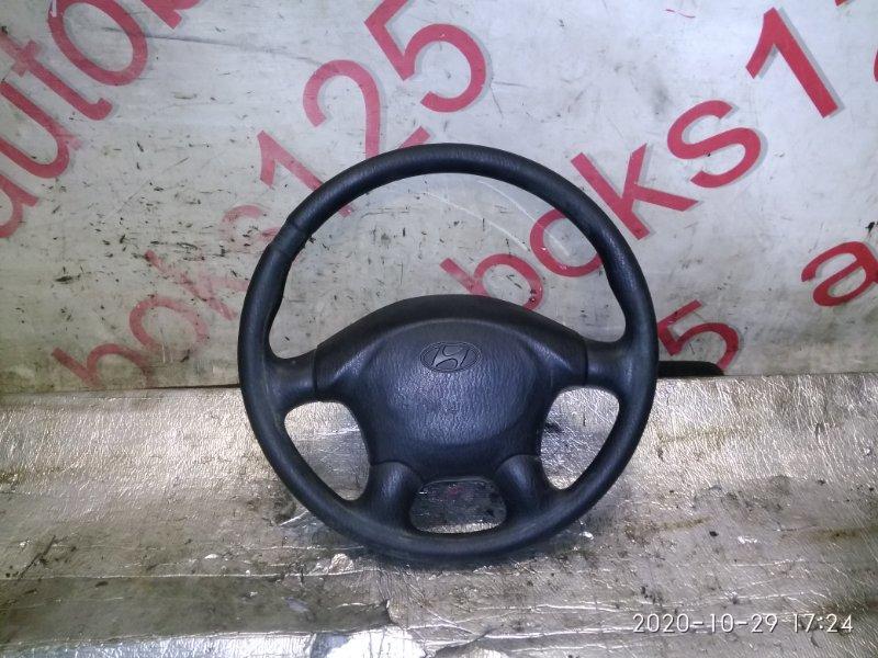 Руль Hyundai Galloper JK D4BH 1999