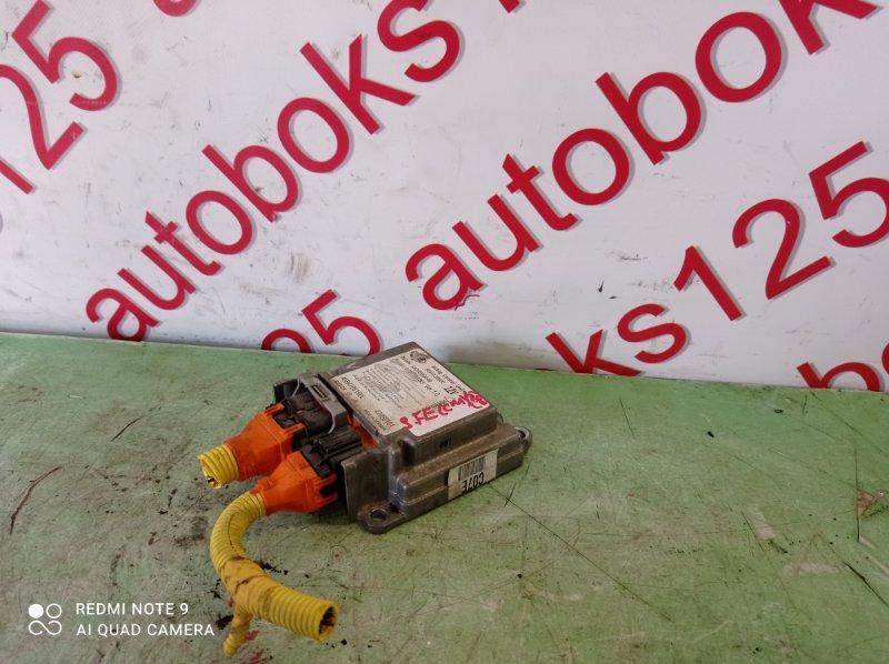 Блок управления аирбаг Hyundai Santa Fe CM D4EB 2007