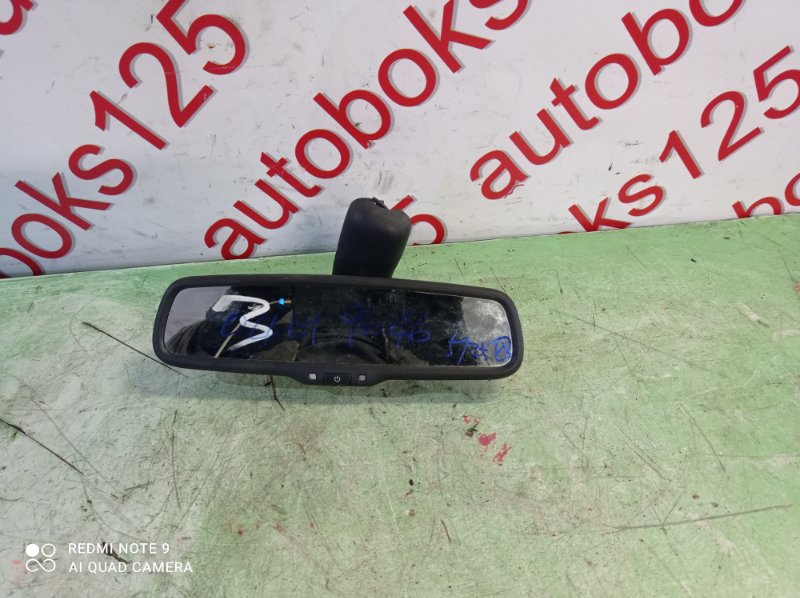 Зеркало салона Hyundai Santa Fe CM D4EB 2007
