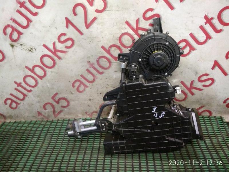 Печка салона Hyundai Grand Starex TQ D4CB 2009 задняя