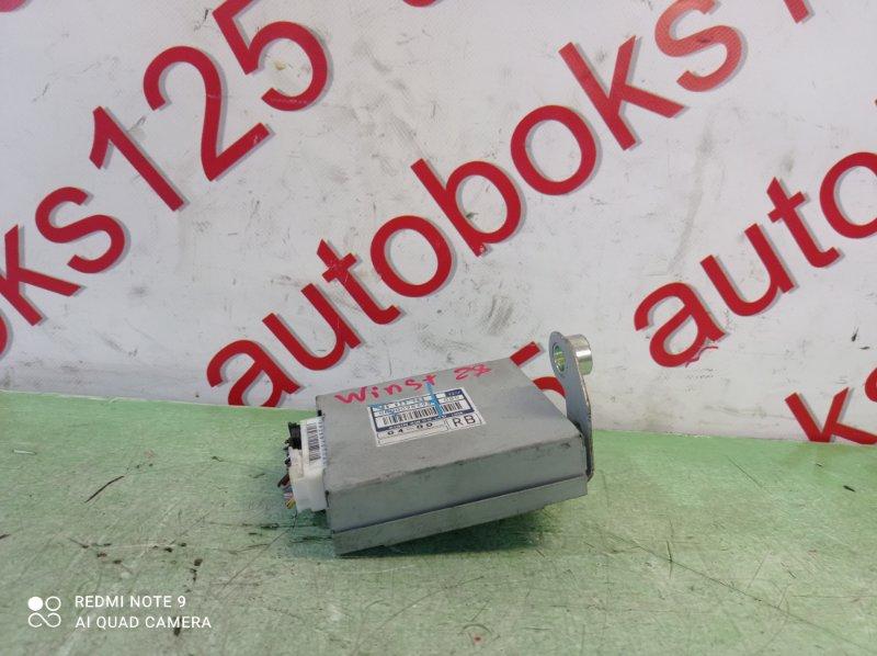 Блок управления акпп Daewoo Winstorm KLAC Z20S 2008