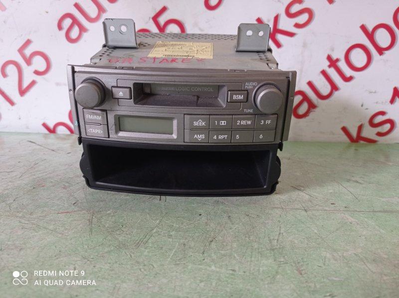 Магнитофон Hyundai Grand Starex TQ D4CB 2008