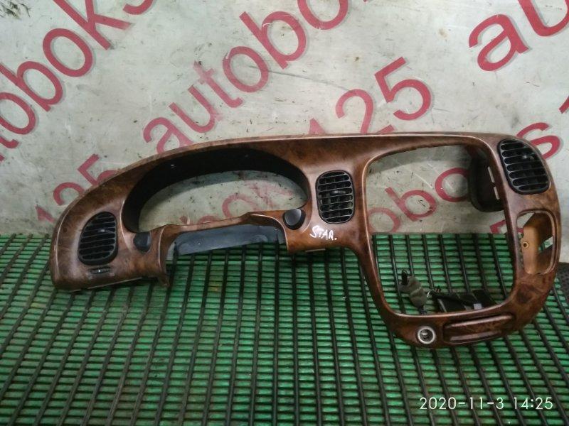 Консоль центральная Hyundai Starex A1 D4BH 2000
