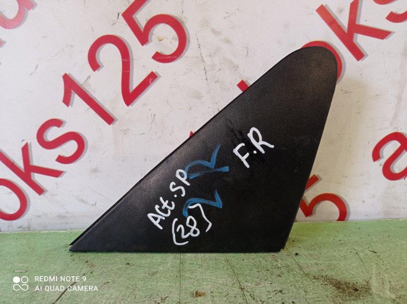 Накладка на крыло Ssangyong Actyon Sports D20DT (664) 2010 передняя правая
