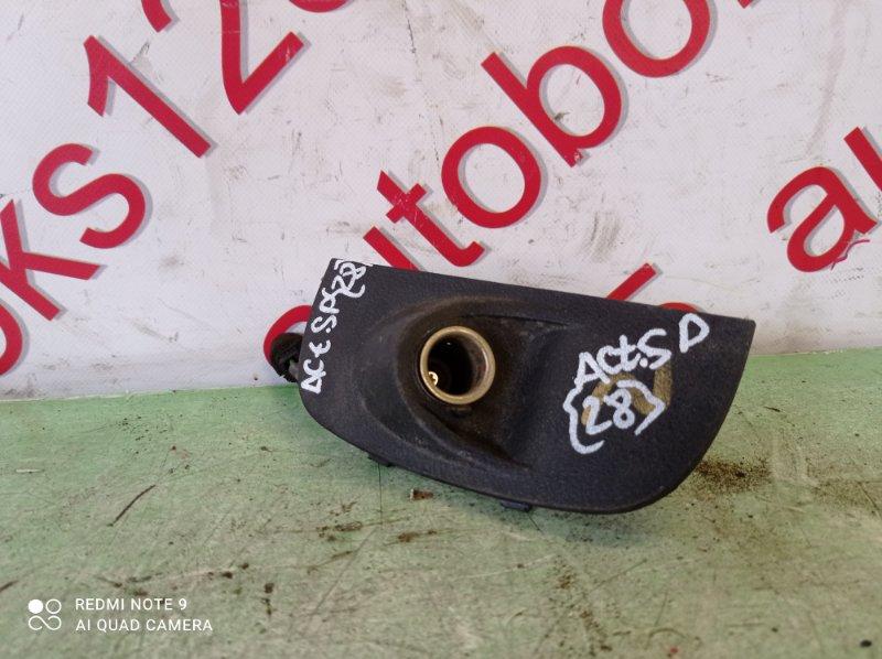 Гнездо прикуривателя Ssangyong Actyon Sports D20DT (664) 2010