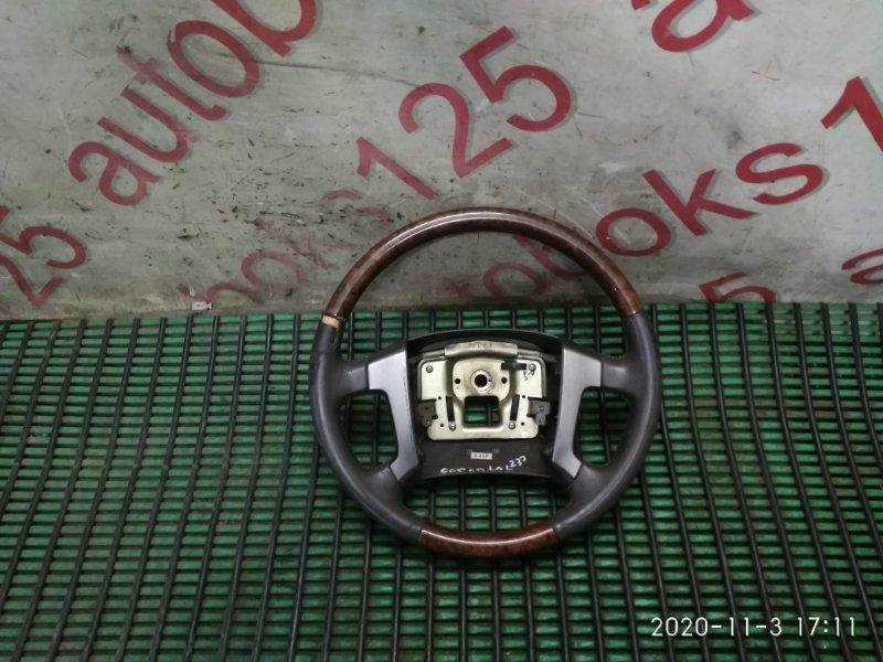 Руль Kia Sorento BL D4CB 2006